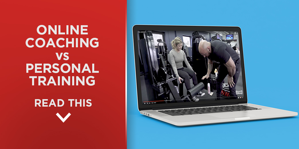 Online Coaching VS Personal Training