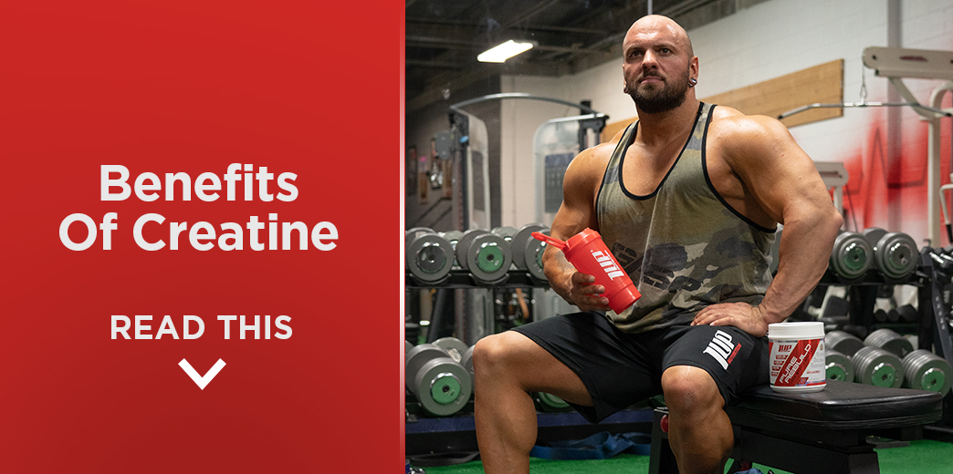 All About Creatine