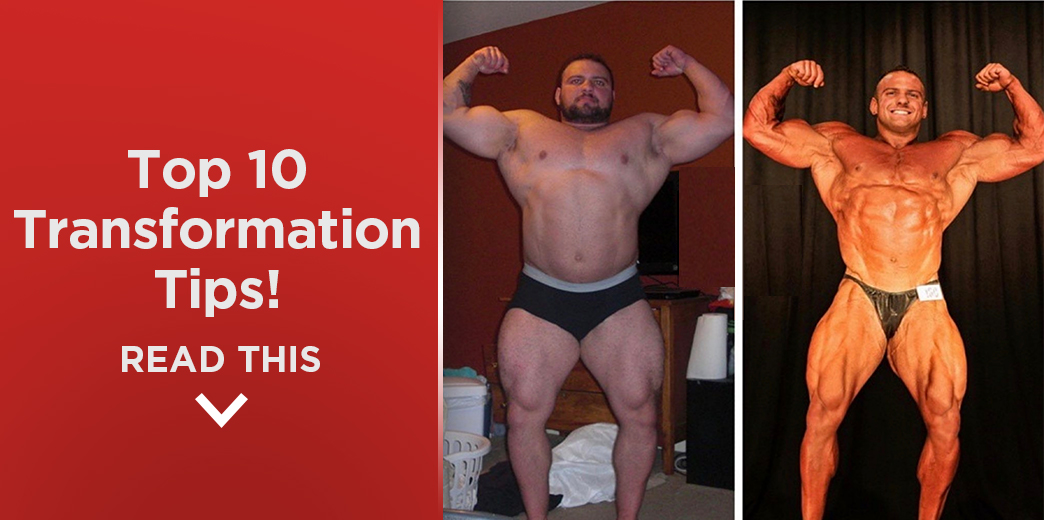 Top 10 Transformation Tips