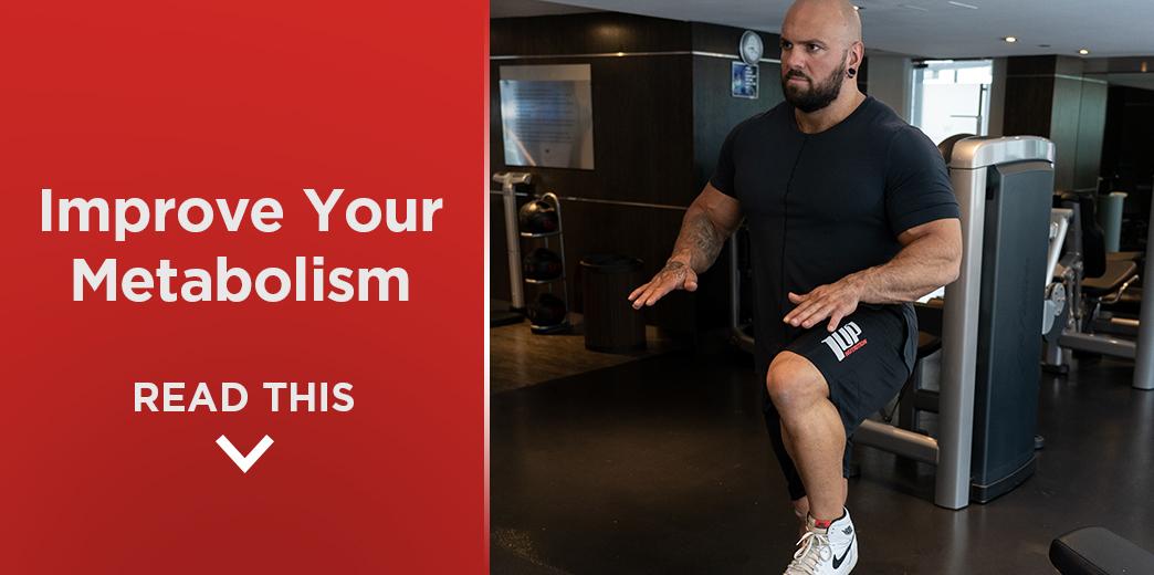 How to Kickstart Your Metabolism