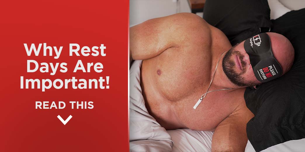 Here's Why Rest Days are Crucial